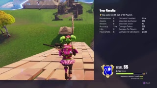 FORTNITE - NEW MOISTY MERMAN SKIN GAMEPLAY