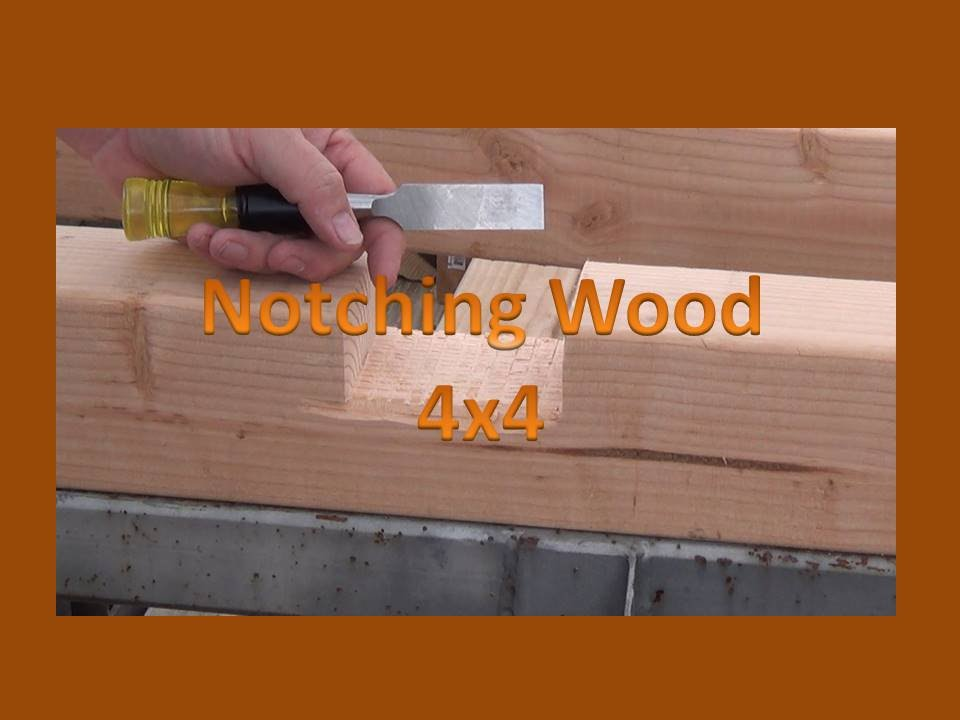 How To Notch Wood Effortlessly Here Are Some Tricks With Videos