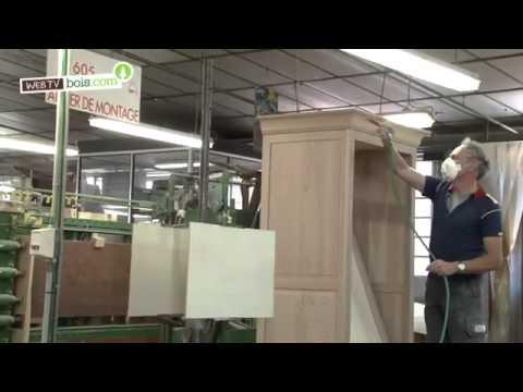 Plab la fabrication des meubles en bois par grange youtube - Meubles grange ...