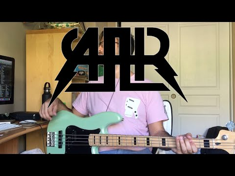 The All-American Rejects - Gives You Hell Bass Cover (Tab In Description)
