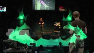Intelligent artificial limbs: Patrick Pilarski at TEDxEdmonton