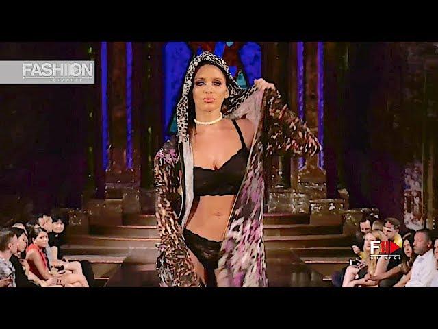 BURNING GUITARS Spring Summer 2019 NYFW by Art Hearts Fashion New York - Fashion Channel