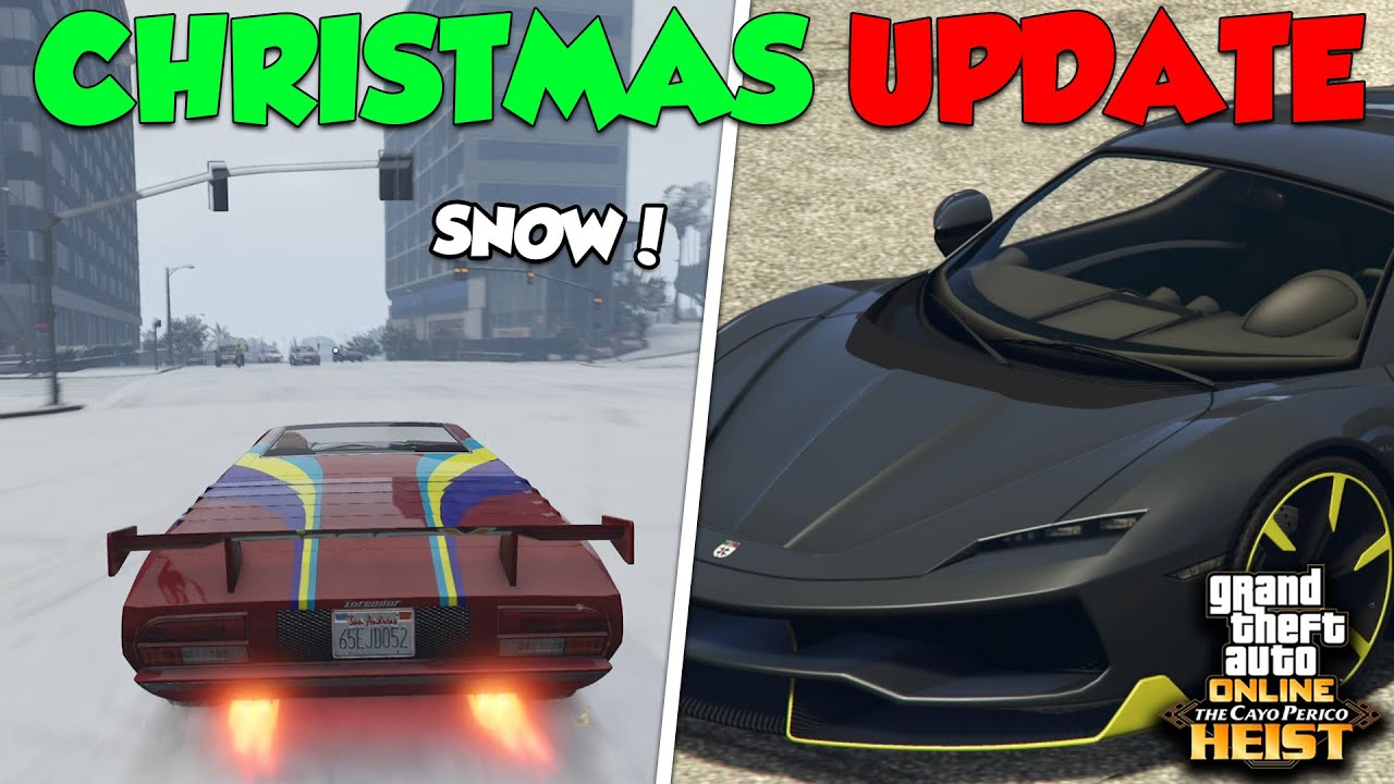 DOUBLE MONEY, SNOW & NEW VEHICLES! | GTA Online Weekly Update