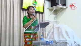 Rev. Roi Ja on June 04, 2017(M)