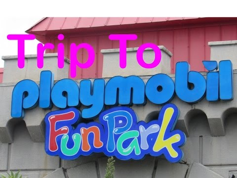A Trip to Playmobil FunPark!