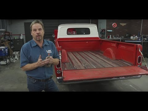 How to Install Aluminum Bed Floor Kits in Chevy, GMC, and Ford Trucks | Kevin Tetz with LMC Truck
