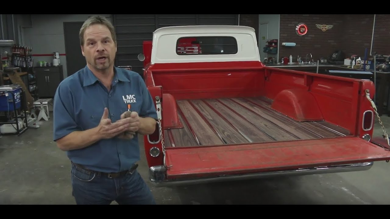 How To Install Aluminum Bed Floor Kits In Chevy Gmc And Ford Trucks Kevin Tetz With Lmc Truck Youtube