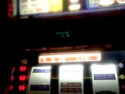Riviera hotel and Casino Slot win