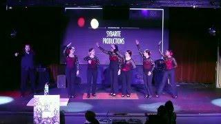 Arielle Rosales Sybarite Choreography