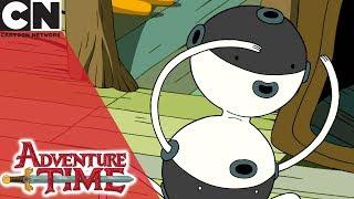 Adventure Time | Singalong: Baby | Cartoon Network UK 🇬🇧