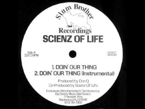 Scienz Of Life - ET MC