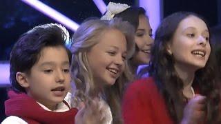 Детский хор Новая Волна Нарисуй РПГ 2014 TV Live