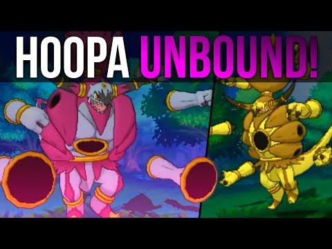 Hoopa UNBOUND Analysis & Event Gameplay!