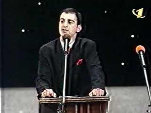 Новые Армяне КВН New Armenians Novie Armyane 1999 1/2 Kapit