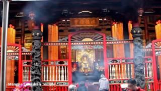 Mengjia Longshan Temple / 艋舺龍山寺 (Taipei / 臺北 / 台北 / 타이페이)