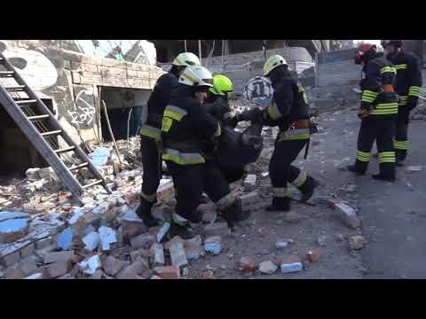 9-channel.com: Залізобетонна плита розчавила чоловіка у Дніпрі