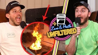 We Almost Burned Our Apartment Down - UNFILTERED #27