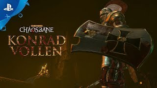 Warhammer: Chaosbane – Captain Of The Empire Gameplay | PS4
