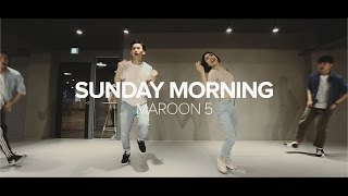 Sunday Morning - Maroon 5 / Eunho Kim Choreography (feat. Lia Kim)