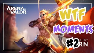 AoV (Arena of Valor) WTF Funny Moments #2