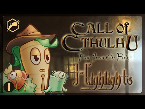 Call of Cthulhu: Dark Corners of the Earth - Stream Highlights #1 |