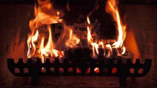 4K Christmas Fireplace