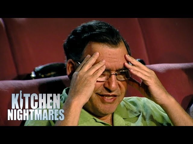 Owner thinks there's a plot against his restaurant  kitchen nightmares