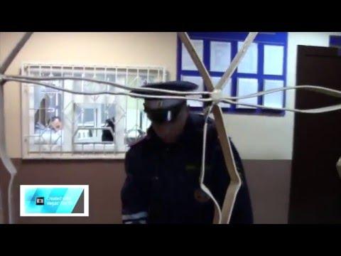 "Арест машин совхоза ""Звениговский"" 25 апреля 2016"