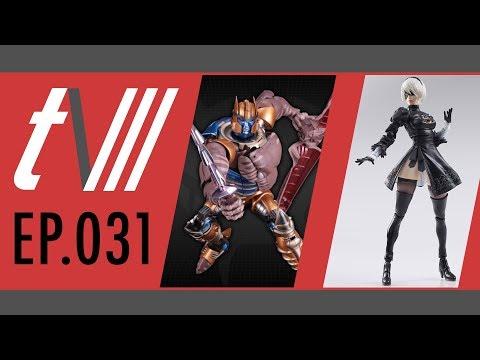 TV3 TOY SHOW EP031 | Transformers MP41 Dinobot! Bring Arts 2B!
