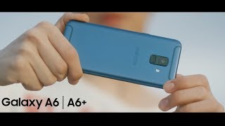 Samsung Galaxy A6 and A6+ Top 5 Features!!!