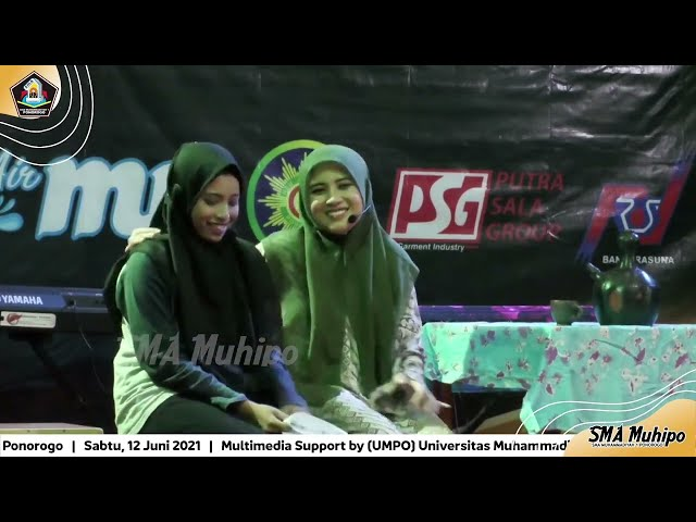 TEATER TOPENG | MUHIPO MEMORABLE MOMENT 2021