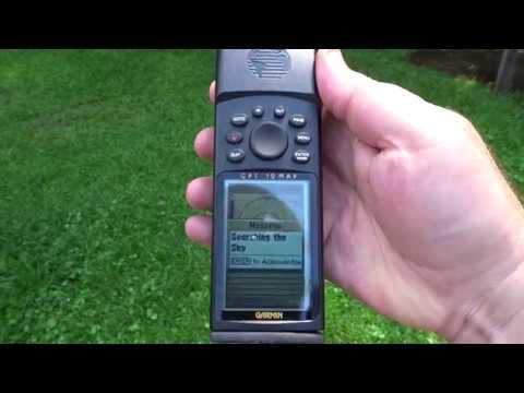 GPS навигатор для охоты и рыбалки Garmin GPSMAP 62 (62s) - YouTube
