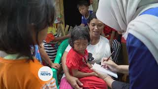 Humanity First provide aid after tsunami in Indonesia