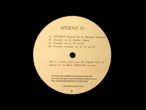 Apoena 51 - Dourada (Remix by DJ Jus-Ed) Mp3