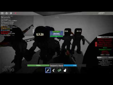 Scp Rbreach Proxy Chat Roblox Roblox Rbreach Serpent S Hand Gameplay Youtube