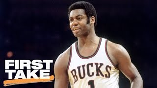 Stephen A. Smith Applauds Oscar Robertson's Courage | Final Take | First Take | April 12, 2017