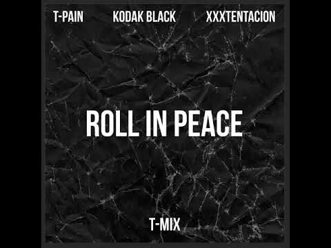 """T-Pain - """"Roll In Peace"""" (T-Mix)"""