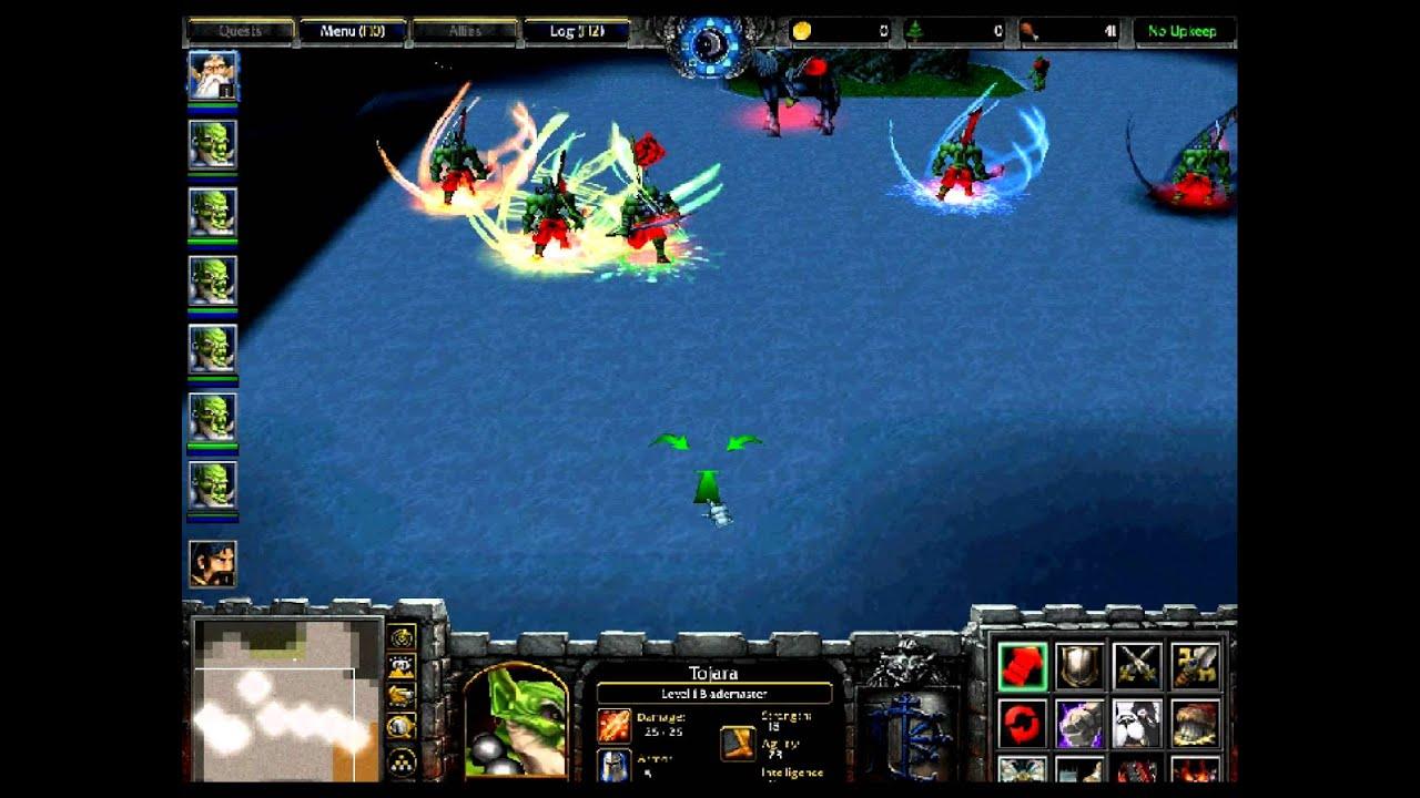 WarCraft III Custom SFX - Aura Pack