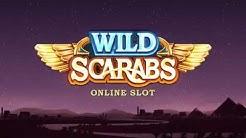 Wild Scarabs Online Slot Promo