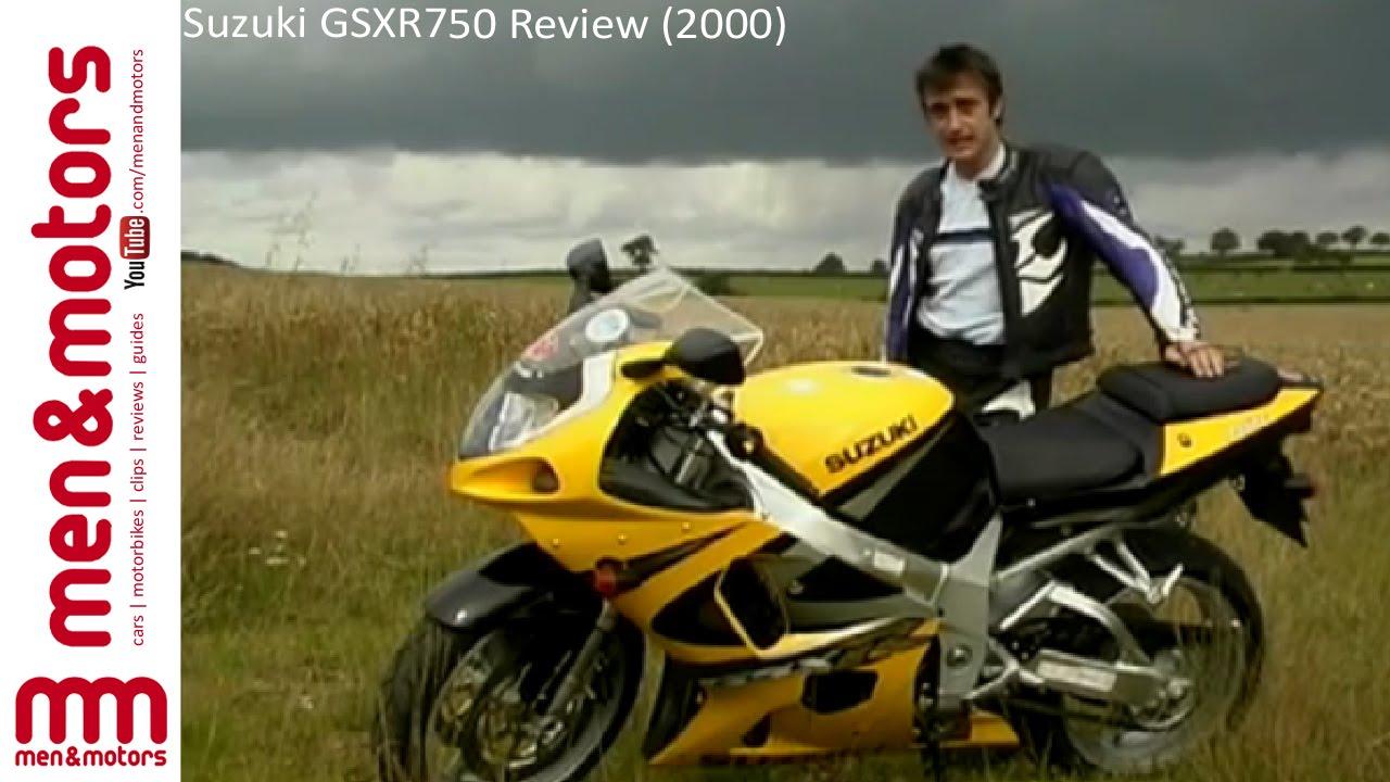 Suzuki GSXR750 Review (2000)