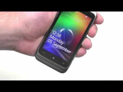 English: HTC Radar review