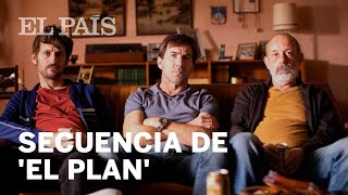Secuencia de 'El plan'