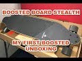 Boosted Board Stealth Unboxing