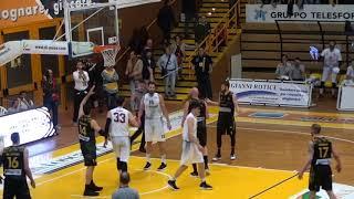 LNP Playoff Serie B 2018 Gara 5 Semifinali Tab  3   San Severo vs Salerno