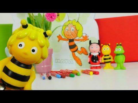 Пчела майя мультфильм