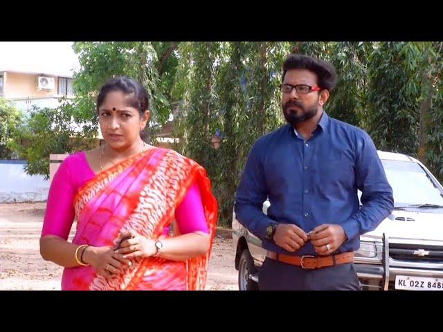 Athmasakhi l A new trap awaits for Nanthitha l Mazhavil Manorama
