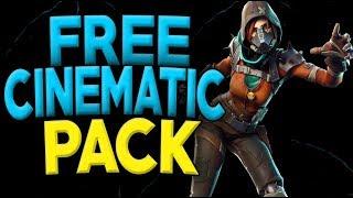 FREE FORTNITE CINEMATIC PACK | 60 FPS 1080P HD | (Link in desc)