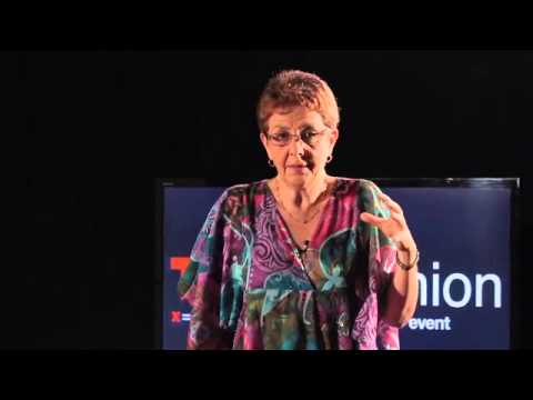 Réunionnais-es du monde, Réunionnais-es dans le monde: Eliane Wolff at TEDxRéunion