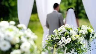 Как украсить зал к свадьбе своими руками самостоятельно?
