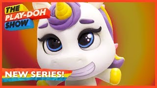 Adventures of Tootie the Unicorn Full Series (Compilation) 🦄 Play-Doh Stop Motion